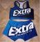 Sexy pattern print vest Shorts Set Yoga Pants Set