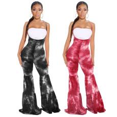 Sexy fashion two piece bra with high waistband