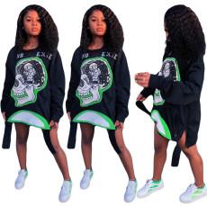 Sexy Pullover Street hip hop dress