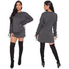 Slim fashion short dress
