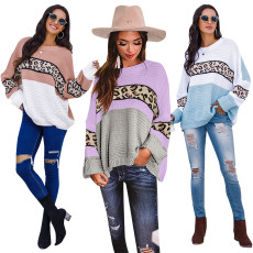 Loose Crew Neck Long Sleeve T-Shirt