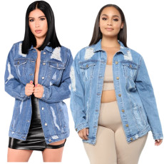 Sexy fashion denim jacket