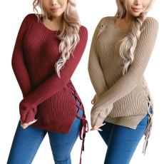 Fashion slim sweater