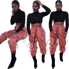 Fashion cropped pants