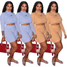 Fashion and leisure two piece set
