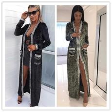 Fashion Cape long coat