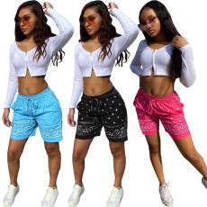 Cashew hip hop shorts