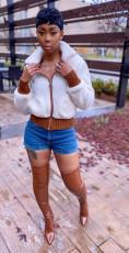 Cashmere zipper top