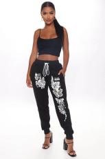 3D digital printed Harlan Sweatpants