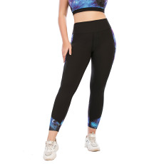 Fitness Yoga suit tight sports pants