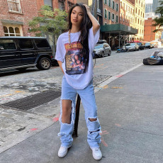 Fashion casual T-shirt