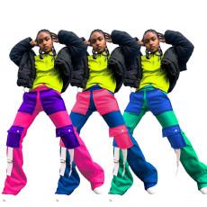 Fashionable Multi Pocket pants