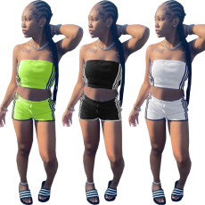 Solid sport two piece set