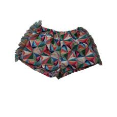 Sexy hip hop shorts Print Shorts