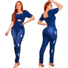 Fashionable slim Jumpsuit