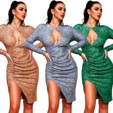 Sexy Sequin dress