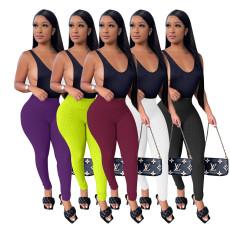 Sexy High Waist Sports Fitness pants (single pants)