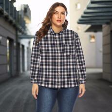 Fashion Plaid Shirt