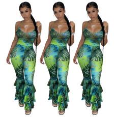 Fashion printed Bloomers