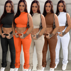 Sports and leisure two piece set