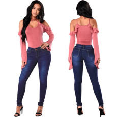 Fashion slim Stretch Jeans