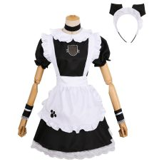 Cat maid Cat maid