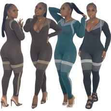 Fashion sweatpants BODYSUIT