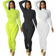Sexy fashion leisure sports suit