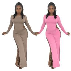 Sexy Long Sleeve Dress