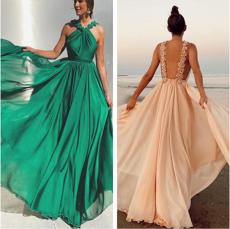 Sexy slim dress
