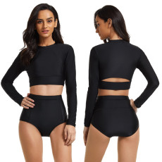 Sexy long sleeved SWIMSUIT SET