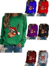 Fashion Christmas print top
