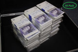 50Pack(5000pcs Notes)£ 100000