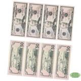 Prop money,play money us dollar,dollar bill, PROP STACK