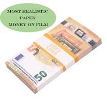 Поддельные евро заготовки 50 Евро на продажу | Поддельные евро для фильмов, Kid Play Euro Ticket