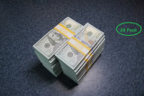 Долларовая купюра 100 на продажу | Опора на деньги в кино, детские игры, игры