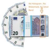 пачки денег, евро заготовки, поддельные заготовки, зажим для денег