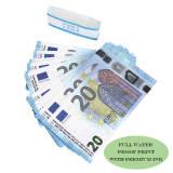 пачки денег, евро заготовки, поддельные заготовки, поддельные банкноты