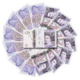 fake british money,counterfeit 20 pound notes