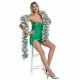 Money Boa Luck Costume for Women Party Dress Up Costume Accessories