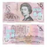 Prop Australian Dollar|5/10/20/50/100 | Australian Dollar AUD Banknotes| Paper Play Money Movie Props