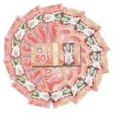 50 Canadian Dollars
