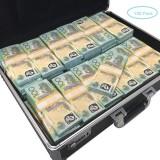 Prop money AUD