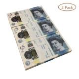 fake pound notes