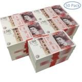 fake 50 pound note