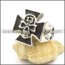 Delicate Skull Ring  r001797