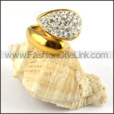 Stainless Steel Comfort Fit Design Ring r000246