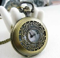 Vintage Pocket Watch Chain PW000261
