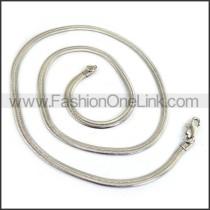 Silver Small Chain n001166