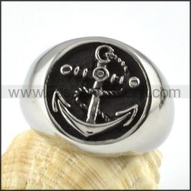 Stainless Steel Anchor Ring r000089